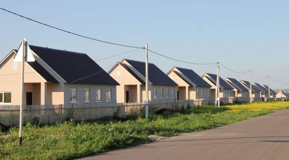 Предоставление социальных выплат на строительство (приобретение) жилья гражданам, проживающим на сельских территориях